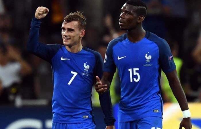 Selección Colombia: Francia convocó a Mbappé, Griezmann y Pogba