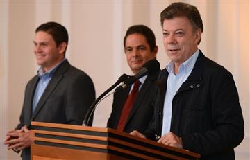 Elecciones presidenciales: Continúa la negociación para definir la fórmula Vargas-Pinzón