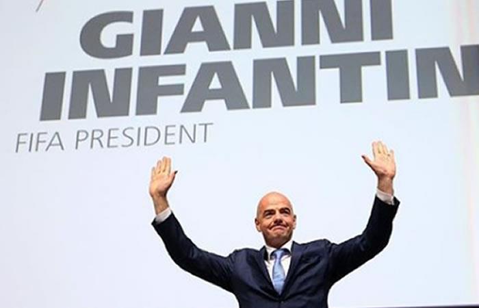 FIFA: Sigue la transmisión EN VIVO de la conferencia de prensa