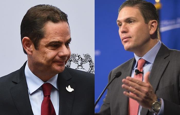Germán Vargas Lleras: Su fórmula vicepresidencial será Juan Carlos Pinzón
