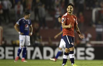 Libertadores: Millonarios cayó ante Independiente en Argentina