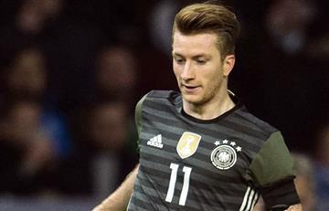 Reus y Götze quedaron por fuera de la selección alemana