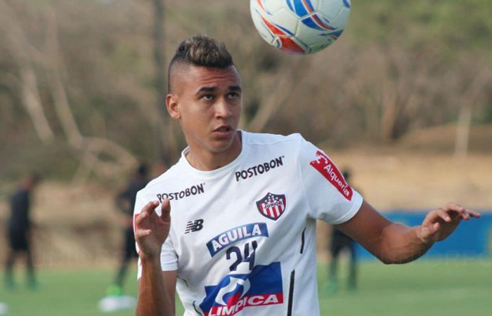 Víctor Cantillo convocado para los amistosos con la selección Colombia