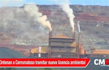 Cerro Matoso es condenada por afectar la salud de comunidades en Córdoba