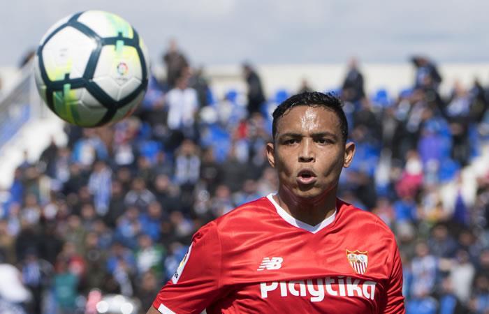 El Sevilla de Muriel no pudo con el Leganés