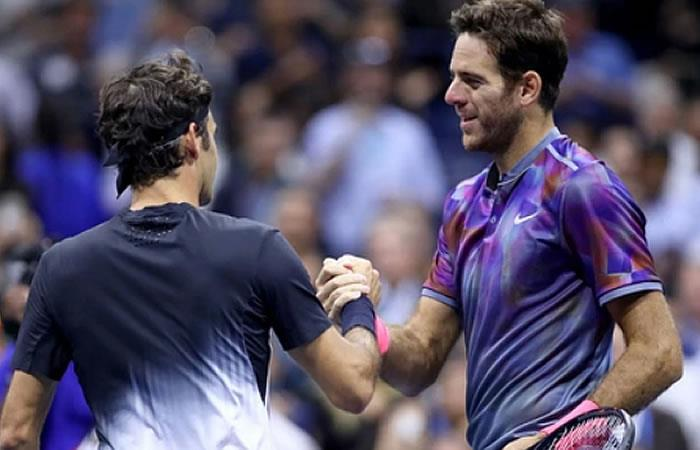 Federer vs. Del Potro: Una final imperdible