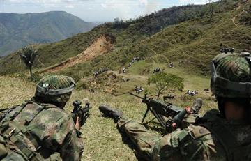 Combate en el Guaviare deja 9 disidentes muertos de las Farc