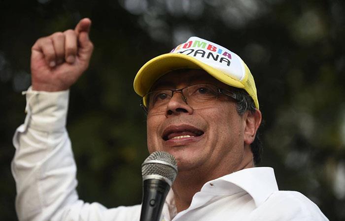 Gustavo Petro dice que Iván Duque es el títere de Álvaro Uribe