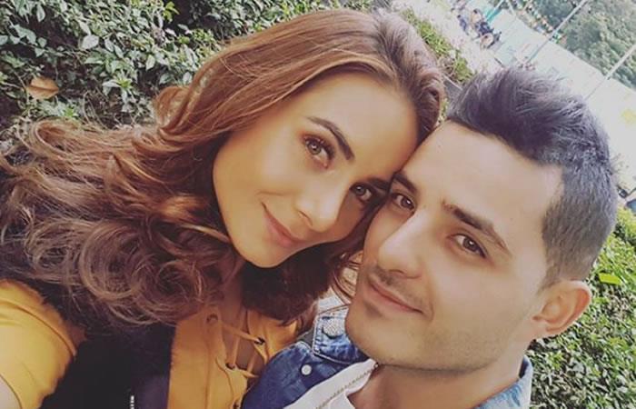 Así le celebró Johanna Fadul a Juanse Quintero el 'Día del Hombre'