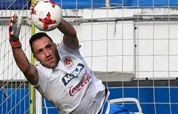 """David Ospina:""""Es motivo de orgullo tener al Tigre con nosotros"""""""