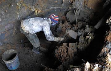 Derrumbe de mina de oro deja dos muertos en Santander de Quilichao