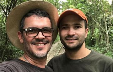 Hermano de Carlos Vives se casó con José Maya y así fue la boda