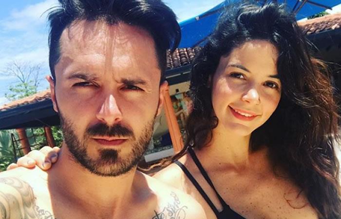 ¡Irreconocible! Maleja Restrepo reveló cómo luce Tatán Mejía sin barba