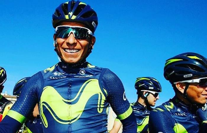 Vuelta a Cataluña: Nairo Quintana el mejor colombiano de la tercera etapa