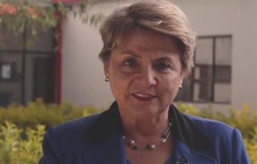 Dolly Montoya primera rectora mujer de la Universidad Nacional