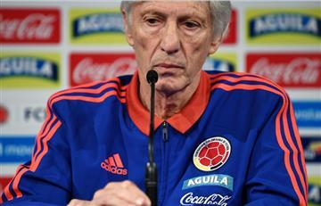 """Jóse Pékerman: """"Respetamos mucho a Francia porque sabemos el equipo que tiene"""""""