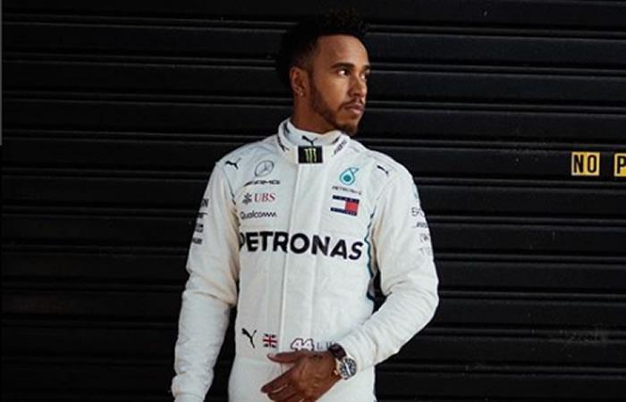 Lewis Hamilton  el gran favorito de la Fórmula 1