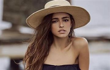 Lucy Vives, hija de Carlos Vives respondió a críticas por su desnudo