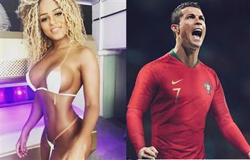 Miss Bum Bum 2016 demandará a Cristiano Ronaldo por acoso