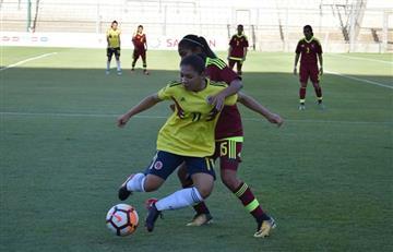 Selección Colombia Femenino: La Sub-17 superó a Venezuela en el Sudamericano
