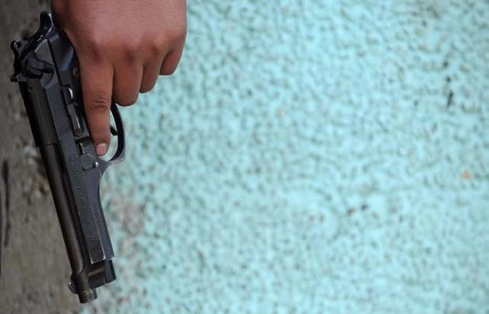 Balacera en el centro Internacional de Bogotá deja al menos tres heridos