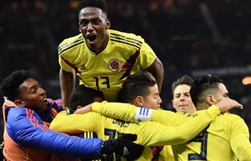 Colombia hizo lo imposible y vence a Francia en su casa