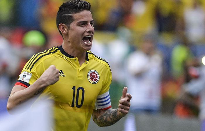 ¿Cómo llega James Rodríguez ante el encuentro contra Francia?
