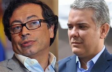 Duque y Petro comandan en las encuestas de marzo, según Invamer