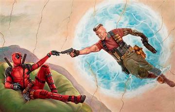 El reciente tráiler de 'Deadpool 2' muestra la conformación del grupo 'X – Force'