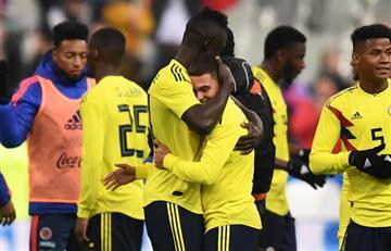 Selección Colombia: Escoja la figura del partido