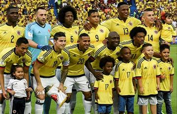 Selección Colombia: Esta será la alineación oficial ante Francia