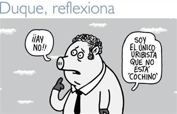 Tutela interpuesta contra el caricaturista Matador es negada