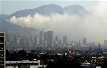 Bogotá: Ante la calidad del aire se declara la alerta amarilla