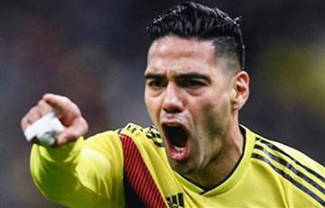 Falcao: 'El Tigre' que con humildad le agradece a Dios por el triunfo ante Francia