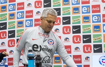 Reinaldo Rueda inicia con pie derecho en la selección Chile