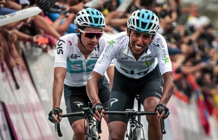 Vuelta a Cataluña: Egan Bernal entre los 10 primeros de la sexta etapa