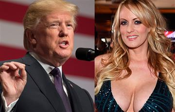 Actriz de cine para adultos habla de su relación con Donald trump