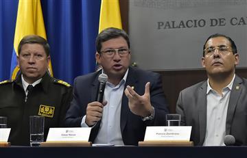 Ecuador confirma secuestro de dos periodistas en frontera con Colombia