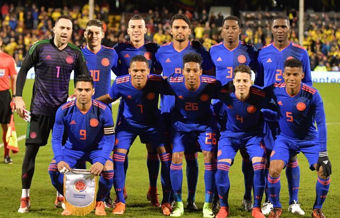 La selección Colombia empató con las botas puestas