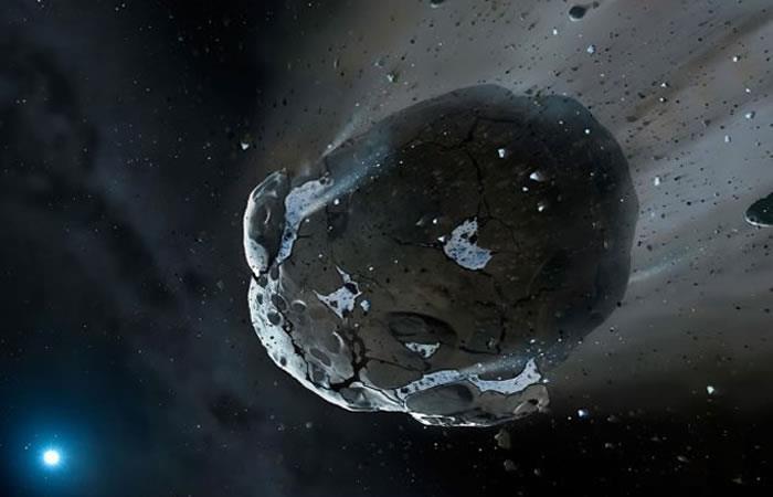 Nasa: Asteroide