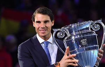 Rafael Nadal esta listo para la Copa Davis