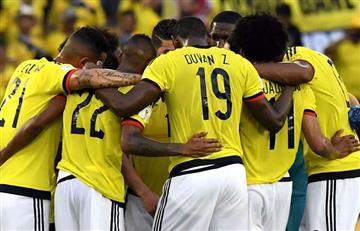 Selección Colombia: Esta es la alineación oficial para enfrentar a Australia