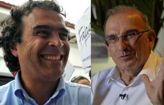 Sergio Fajardo y Humberto de la Calle: Cada vez más cerca de una alianza
