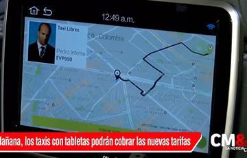 Bogotá: Unos 33.000 taxis cobrarán nuevas tarifas a partir de este miércoles