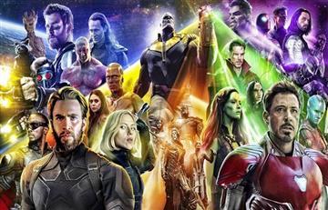 Conoce los cinco afiches de Marvel Avengers: 'Infinity War'