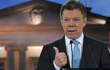 Juan Manuel Santos dice que el sistema de salud en Colombia es muy generoso