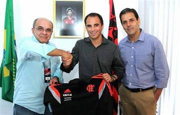 Flamengo se queda sin técnico: sale Paulo César Carpegiani