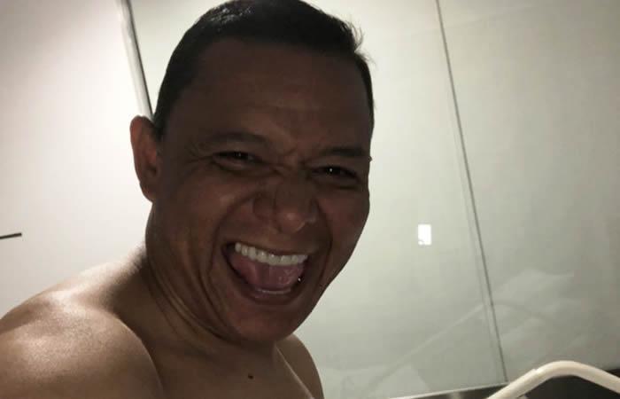 Iván René Valenciano confirma que no tuvo un infarto
