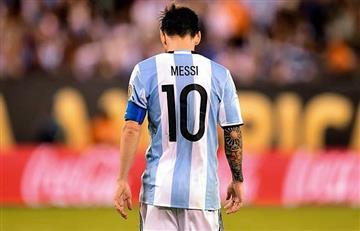 Messi, ¿el culpable de la derrota de Argentina?