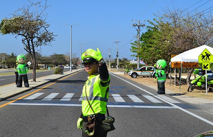 Semana Santa: Accidentes y cierres en carreteras de Antioquia